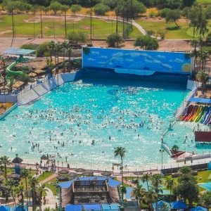 Big Surf waterpark Scottsdale AZ